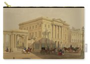 The Exterior Of Apsley House, 1853 Carry-all Pouch
