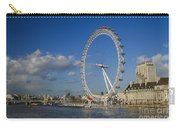 The Eye In London Carry-all Pouch