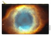 The Eye Of God-helix Nebula Close Up Carry-all Pouch