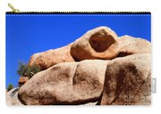 The Eye Of Joshua Tree By Diana Sainz Carry-all Pouch