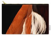 The Eye Of Lower Antelope Canyon Carry-all Pouch