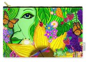 The Eye Of Mother Nature Carry-all Pouch