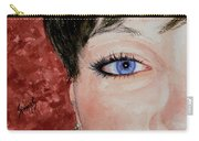 The Eyes Have It - Nicole Carry-all Pouch
