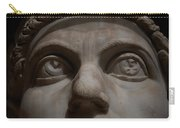 The Eyes Of Constantine Carry-all Pouch