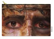 The Eyes Of Eternal Love Carry-all Pouch