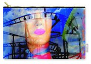 The Eyes Of Miss Coney Island Carry-all Pouch
