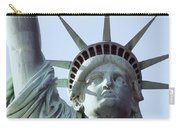 The Face Of Liberty  Carry-all Pouch