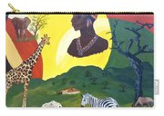 The Faces Of Africa Carry-all Pouch
