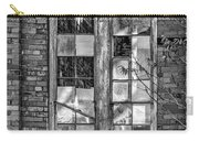 The Factory Window Bw Carry-all Pouch