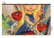 The Fairies Of Zodiac Series - Virgo Carry-all Pouch