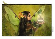 The Fairy Of Clairvoyant Carry-all Pouch