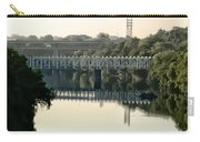 The Falls Bridge Over The Schuylkill River Carry-all Pouch