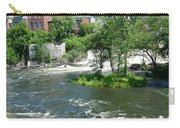 The Falls In Middlebury Carry-all Pouch