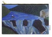 The Falls Of Cenarth Carry-all Pouch