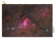 The False Comet Cluster In Scorpius Carry-all Pouch