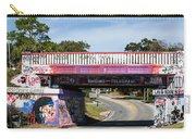 The Famous Graffiti Bridge Carry-all Pouch