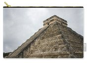 The Famous Kulkulcan Pyramid At Chichen Itza Carry-all Pouch