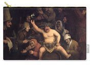The Feast Of Bacchus, 1654 Carry-all Pouch