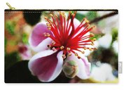 the Feijoa Blossom Carry-all Pouch