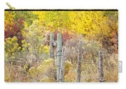 The Fence Line Carry-all Pouch