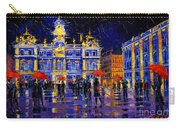 The Festival Of Lights In Lyon France Carry-all Pouch