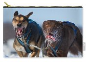 The Final Effort Carry-all Pouch by Mircea Costina Photography