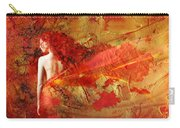 The Fire Within Carry-all Pouch by Jacky Gerritsen