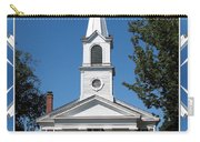 The First Church Of Evans In New York State Carry-all Pouch