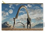 The First Man, Adam, Greeting Carry-all Pouch