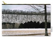 The First Snow New Hope Pa Carry-all Pouch