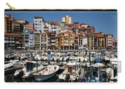 The Fishing Village Carry-all Pouch