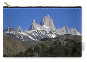 The Fitz Roy Range Carry-all Pouch