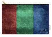 The Flag Of The Planet Mars Carry-all Pouch