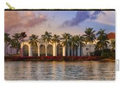 The Flagler Museum Carry-all Pouch