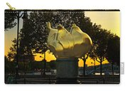 The Flame Of Liberty In Paris Carry-all Pouch