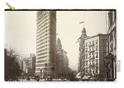 The Flatiron Building In Ny Carry-all Pouch