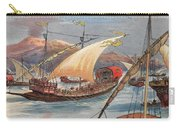 The Fleet Of Doria, Naples Carry-all Pouch