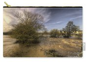 The Floods At Stoke Canon  Carry-all Pouch