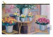 The Flower Shop Paris Carry-all Pouch