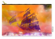 The Flying Dutchman Ghost Ship Carry-all Pouch