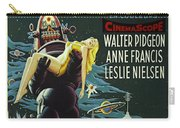 The Forbidden Planet Vintage Movie Poster Carry-all Pouch