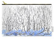 The Forest For The Trees An Aceo Carry-all Pouch