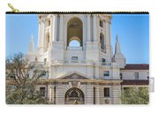 The Fountain - The Beautiful Pasadena City Hall. Carry-all Pouch