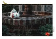 The Fountain And The Teapot Carry-all Pouch