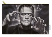 The Frankenstein Monster Carry-all Pouch