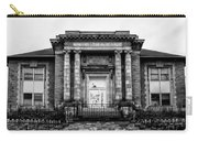 The Free Library Of Philadelphia - Manayunk Branch Carry-all Pouch