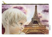 The French Girl Carry-all Pouch