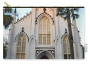 Charleston French Huguenot Church Carry-all Pouch