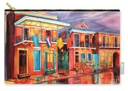 The Frenchmen Hotel New Orleans Carry-all Pouch