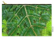 The Freshness Of New Growth Is A Thing Of Beauty And Wonder Carry-all Pouch
